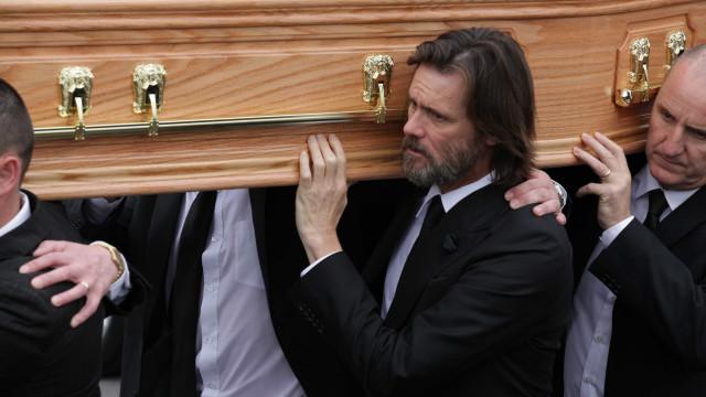 Jim Carrey poderá ser responsabilizado pelo suicídio da namorada