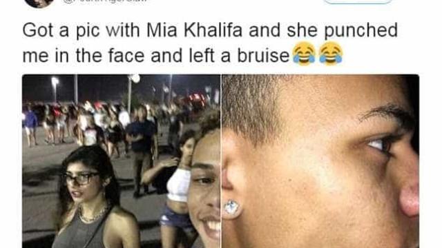 Atriz do PornHub agrediu fã por ter tirado fotografia sem a sua permissão