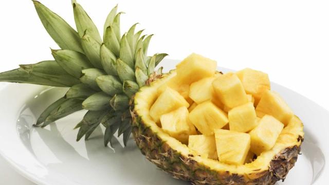Três bons motivos para comer mais ananás