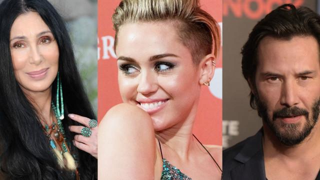 As experiências sobrenaturais das celebridades