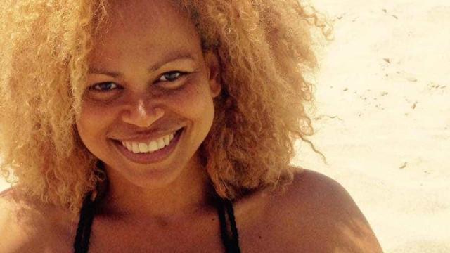 Conceição Queiroz assume namoro com Oceano, ex-jogador de futebol