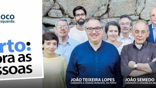 """Moreira apresenta queixa. Bloco acusa-o de """"querer travar"""" campanha"""