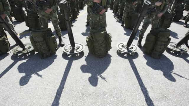 PJ Militar recupera material roubado na Base de Tancos