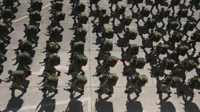 """""""Militares portugueses são enviados para as missões mais difíceis"""""""