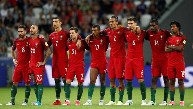 Quanto ganha Portugal ficando em 3.º lugar na Taça das Confederações?