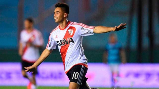 River Plate estabelece preço por Pity Martínez