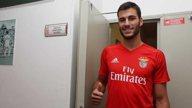 Benfica: André Moreira já realizou os habituais exames médicos