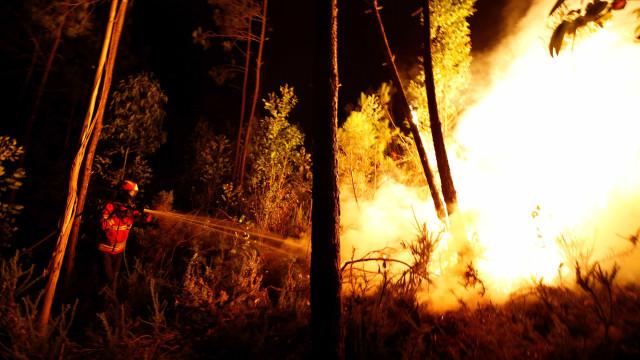 Incêndios: Várias localidades evacuadas por precaução em Castelo Branco