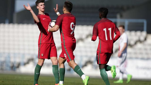 Golo de Rui Pedro dá vitória a Portugal diante a Geórgia