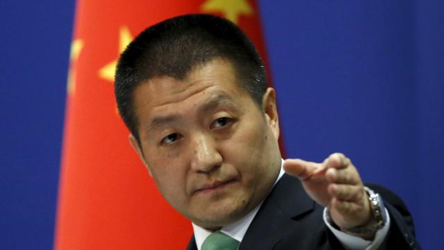 China opõe-se a sanções unilaterais dos EUA contra a Coreia do Norte