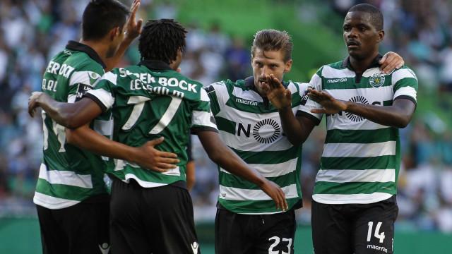 Bruno de Carvalho esclarece casos de William e Adrien