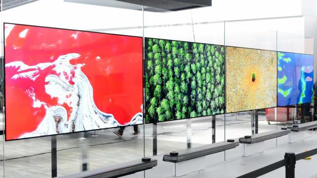 Encantado pela nova televisão OLED da LG? Prepare-se para o preço…