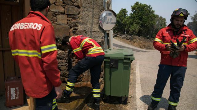 Fábrica em Águeda evacuada devido a derrame de material incandescente