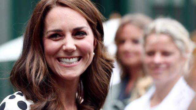 Kate Middleton confessa desejo de ter mais filhos