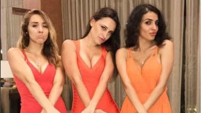 Modelo portuguesa da Playboy detida por agentes de imigração no México