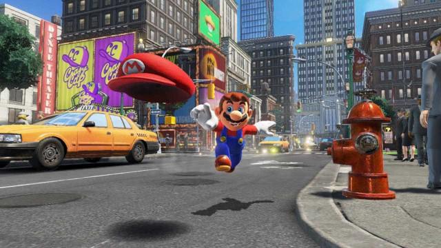 O Super Mario vai partir numa 'odisseia' e vai querer acompanhá-lo
