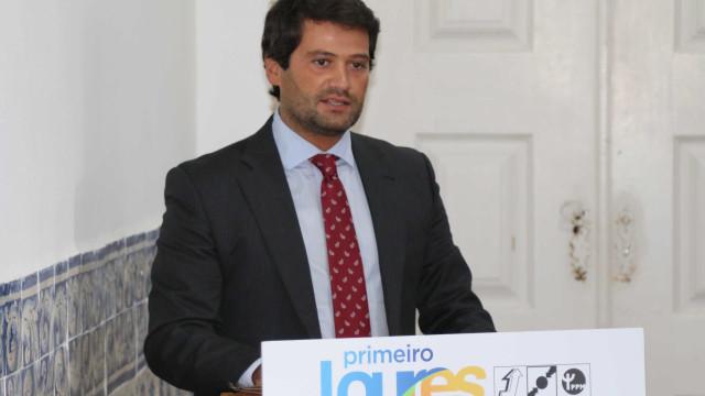 André Ventura lança movimento para destituir Rui Rio