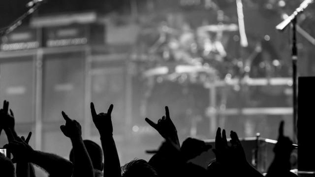 """Rock psicadélico e """"stoner metal"""" no Festival Sonic Blast hoje em Moledo"""