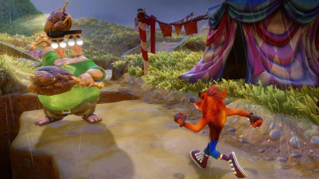 'Crash Bandicoot' terá direito a um novo jogo em breve