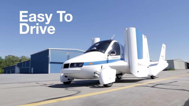 Além de carros elétricos a Volvo também terá… aviões?