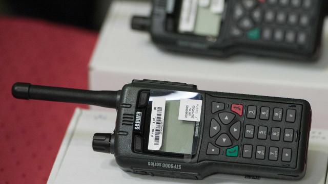 Geolocalização do rádio SIRESP permitiu encontrar helicóptero