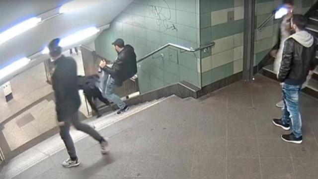 Homem que empurrou mulher pelas escadas foi condenado