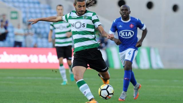 Mattheus Oliveira a caminho de Guimarães