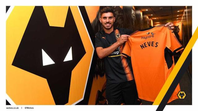 Wolverhampton com Rúben Neves a titular sofre primeiro desaire