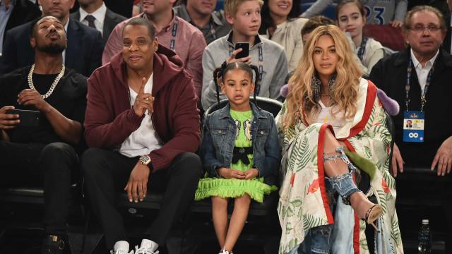 Mãe de Beyoncé fala sobre os gémeos e diz que Blue Ivy é uma irmã coruja