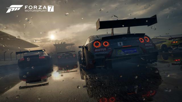 O realismo inédito de 'Forza 7' e 'GT Sport'. Consegue escolher?