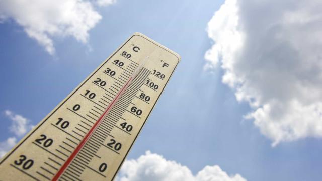 Outono chega no domingo e com ele temperaturas de (quase) 40ºC
