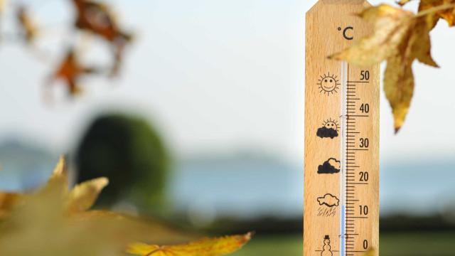 Outono que veste verão. Temperaturas ainda vão chegar aos 35ºC