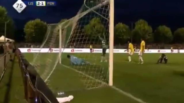Doumbia estreia-se a marcar pelo Sporting
