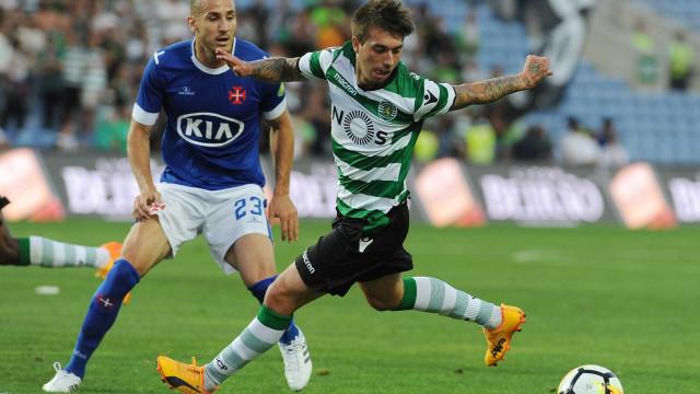 Sporting recebeu proposta russa de 12 milhões por Iuri Medeiros