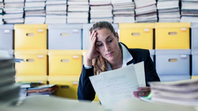 """Achar que se é demasiado bom para o trabalho causa """"tensão psicológica"""""""