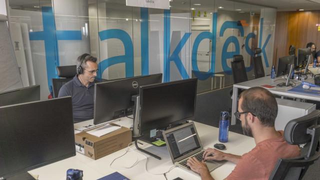 """Talkdesk quer contratar mil pessoas até 2020, 100 já """"nos próximos meses"""""""
