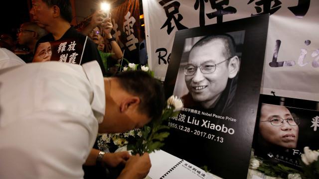 China exige que países não perguntem por viúva de Liu Xiaobo