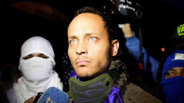 Venezuela: Enterro de revoltoso Óscar Pérez foi à porta fechada