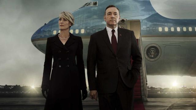Netflix anuncia fim de 'House of Cards' após polémica com Kevin Spacey