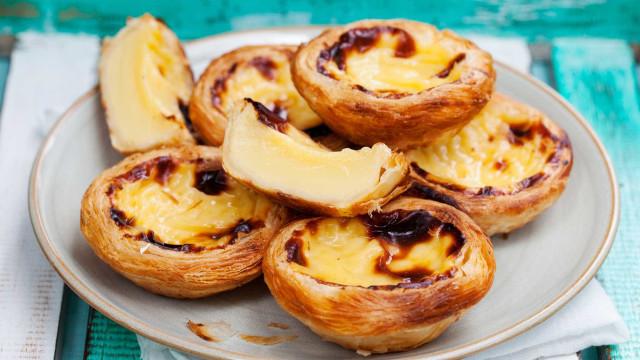 Nataria Portuguesa faz sucesso com o primeiro pastel da Argentina