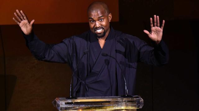 """Elon Musk diz que foi inspirado por... Kanye West. """"Obviamente"""""""