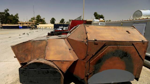 Carros do ISIS, as armas de quem está disposto a morrer para matar