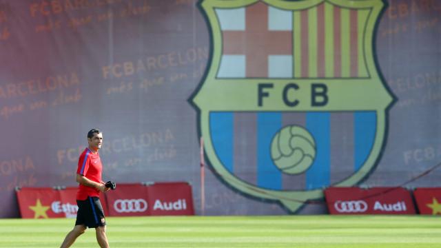 Valverde conta com André Gomes e desmente Verratti