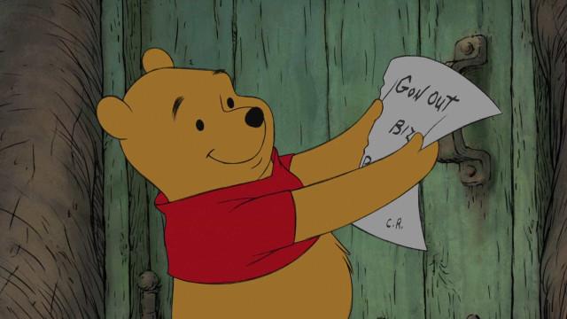 Winnie the Pooh foi banido da China. O motivo? Memes (hilariantes)