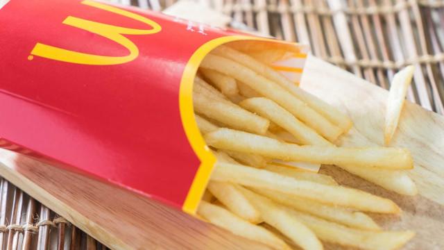 Afinal, as batatas fritas do McDonald's não impedem a calvície