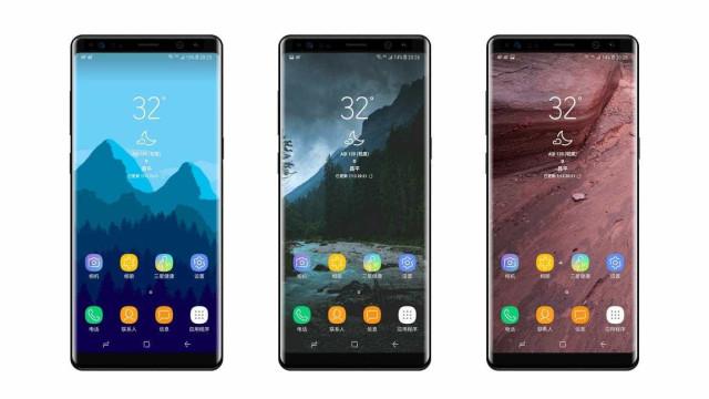 Rumor: Não terá falta de espaço com o Galaxy Note 8