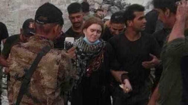 Após captura, jihadista alemã pode vir a ser julgada no Iraque