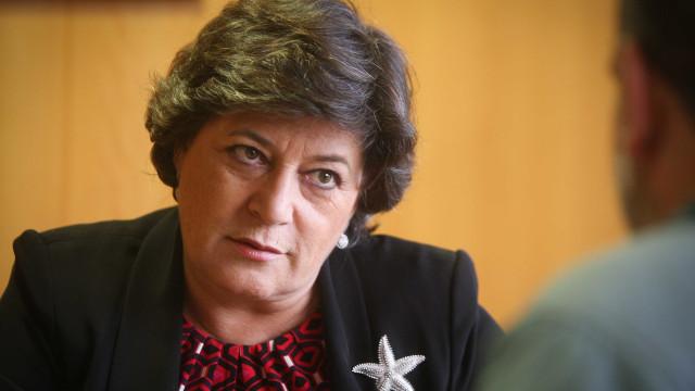 Eurodeputada socialista Ana Gomes diz que ninguém a intimida