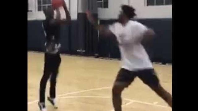 Depois disto, Pogba poderá equacionar fazer carreira na NBA