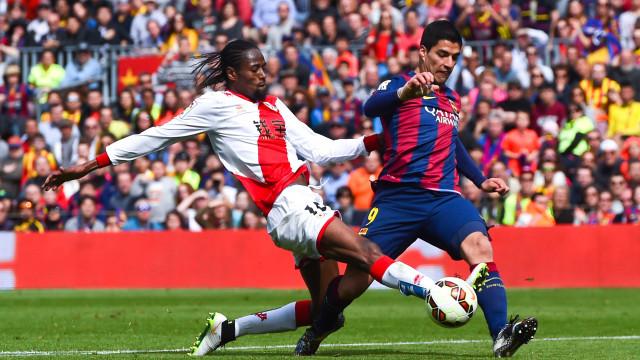 FC Porto: Abdoulaye Ba pode estar a caminho do Vitória de Guimarães
